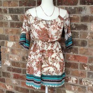 UMGEE Off the Shoulder Mini Dress (or top)